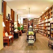 独立书店装修效果图