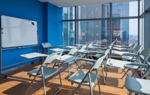 培训学校教室装修效果图赏析