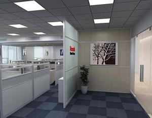 公司办公室装修效果图