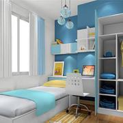 20平榻榻米卧室装修效果图例