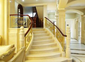 现代简约复式楼楼梯装修效果图赏析