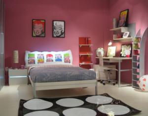 15平米简约风格儿童房装修效果图赏析