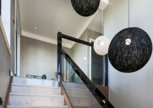 简约风格别墅楼梯装修效果图赏析