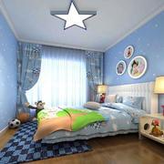 儿童房装修效果图赏析
