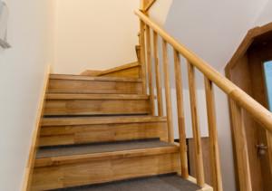 中式风格别墅楼梯装修效果图大全