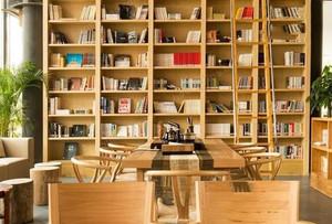小型书店装修效果图欣赏