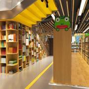 学生书店装修效果图赏析
