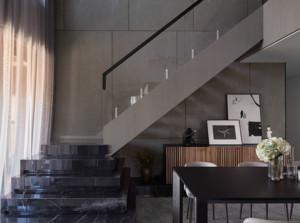 时尚个性现代楼梯装修效果图大全