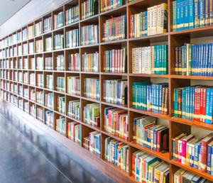 书店书架图片大全