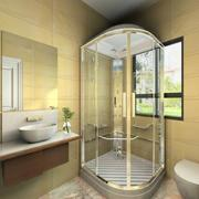 卫生间淋浴房装修效果图