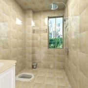 卫生间墙地砖装修效果图