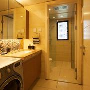 卫生间干湿分离设计图