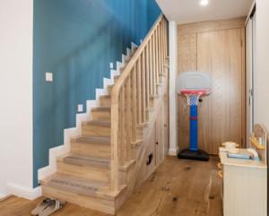 北欧风小型楼梯装修效果图大全