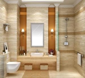 卫生间瓷砖效果图大全