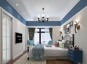 小户型女生卧室装修效果图设计采用北欧风格、田园风格等温馨浪漫充满童话气息的装修风格。卧室里用梦幻般的颜色,浅紫色、浅蓝色等等,加上纱幔布艺,就十分梦幻了,自然光造成柔和的阴影,并且凸显建筑上的细部,达到设计出优雅的目的。