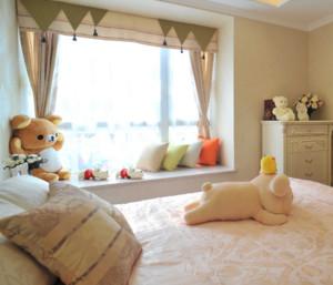 90平米简欧风格卧室装修设计效果图