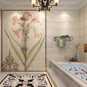 中式浴室装修效果图赏析