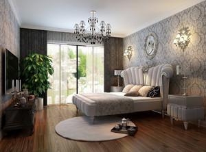 卧室里面最显眼,同样也是最重要的就是床了,我们每天会有三分之一的时间在上面度过,还真不少,可见床对我们的重要程度了。比较常见的床就是各种造型的大床了,笨重经得起折腾,这种大床是比较占用房间面积的,大家可以参考卧室20平米装修效果图。