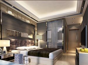 卧室20平米装修效果图