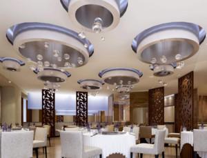 混搭风格餐厅装修设计效果图