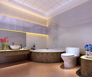 别墅卫生间设计效果图赏析