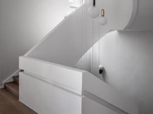 北欧风格别墅楼梯装修效果图赏析