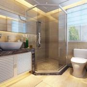 卫浴装修效果图赏析