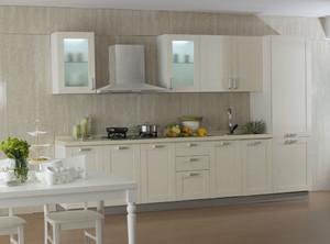 厨房简装效果图