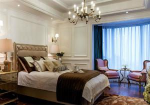 卧室简约设计效果图