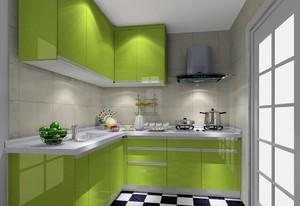 2018最流行厨房装修风格效果图