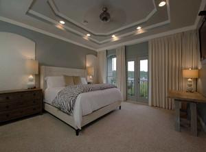 别墅卧室装修效果图