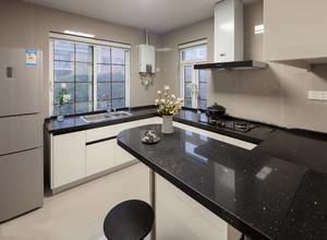 小户型厨房装修实景图
