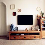 小户型客厅电视柜装修