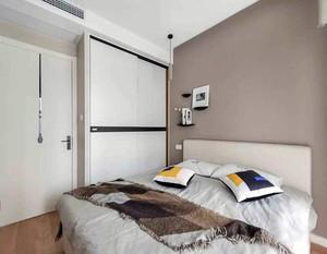 10平卧室墙面装修效果图