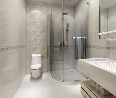 卫生间整体淋浴房装修效果图
