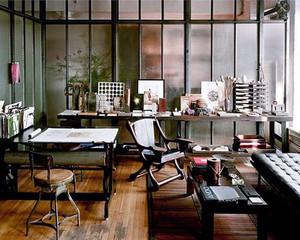 混搭风格办公室装修效果图欣赏