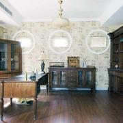 古典书房装修效果图赏析
