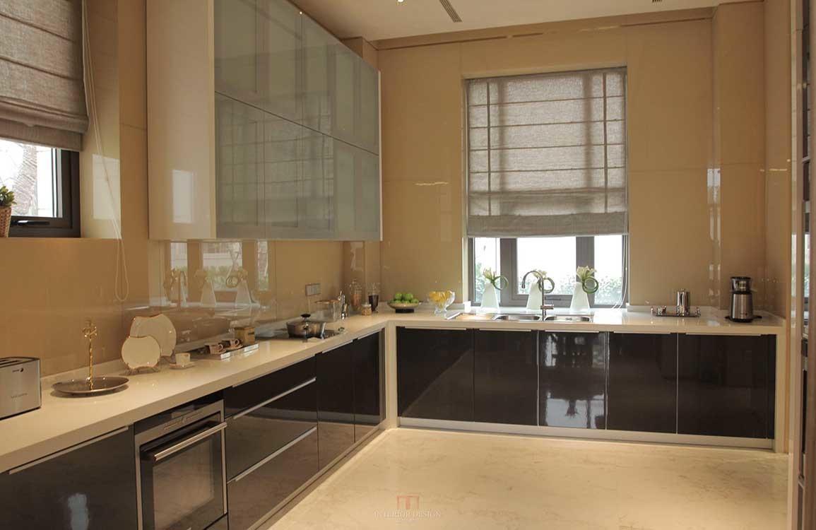 小户型简约厨房设计案列赏析