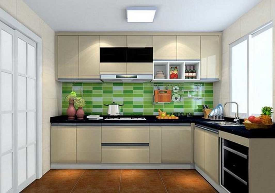 简约厨房装修案列效果图赏析