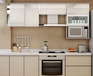 小户型简约厨房设计案列