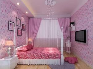 卧室装修案列效果图赏析