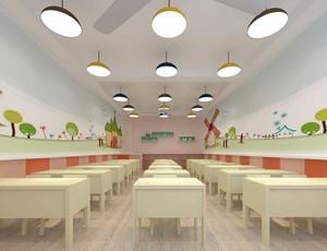 简约幼儿园室内装修设计