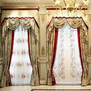 空间其他欧式窗帘大户型装修