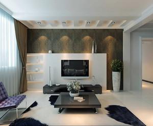 电视背景墙装修设计效果图