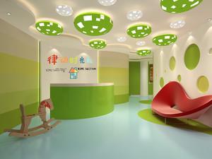 幼儿园室内装修设计效果图赏析