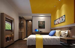 酒店室内装修效果图案列赏析