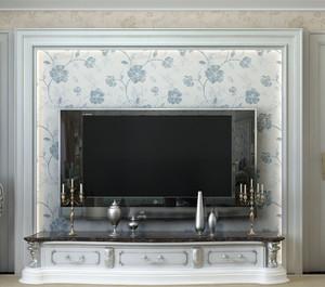 现代家居电视背景墙效果图