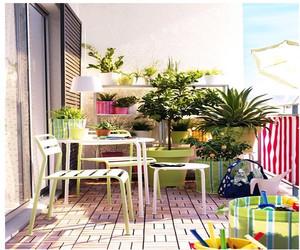 小阳台花园设计效果图