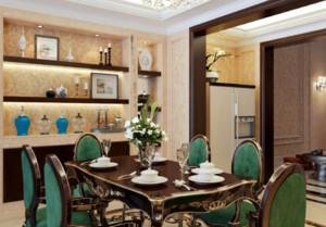 欧式风格家装餐厅装修效果图赏析