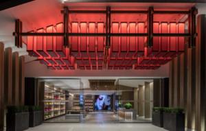 川味餐厅装修效果图赏析